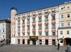 old town hall, Linz, Upper Austria