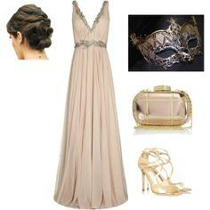 """Masquerade Outfit Idea"" by amanda-368 on Polyvore #Masquerade"