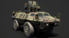 ArtStation - M1200 Armored Knight, Percy Parache