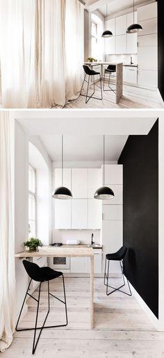 Designer Kuchen Kleine Raume Komfort Alle Familienmitflieder - Design