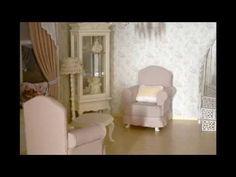 How to make miniature armchair - YouTube