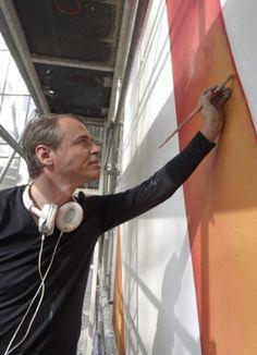 Découvrez l'oeuvre géante de Guillaume Bottazzi | Defacto - Quartier d'affaires de la Défense