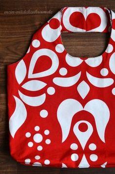 Kostenlose Anleitung für Einkaufstasche Charlie-Bag