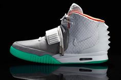 Nike Air Yeezy 2 Auction on EBay Closes for $90,300. Not I said the kid with the student loans.