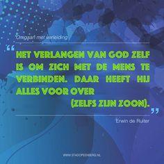 Quote uit een boek | Erwin de Ruiter |  Quote: Omgaan met verleiding #3 #Stadopeenberg #Erwinderuiter