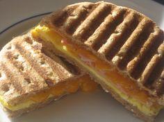 Flatbread Breakfast Panini