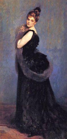 Mrs George Gribble - John Singer Sargent