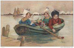 Postcards > Topics > Illustrators & photographers > Illustrators - Signed > Hardy, Florence - Delcampe.net