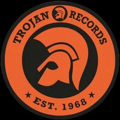 "The Motown of reggae. arguably one of the most important black music labels of all time. Iconic ""Duke Reid - The Trojan King of Sounds"". I salute you. big up ya chest! Ska Music, Reggae Music, Skinhead Tattoos, Record Label Logo, Skinhead Girl, Skinhead Reggae, Ska Punk, Recorder Music, Music Labels"