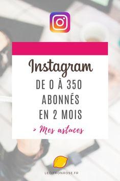 8 astuces pour avoir plus d'abonnés sur Instagram Bio Instagram, Creative Instagram Names, Get Instagram Followers, Insta Followers, Instagram Design, Instagram Quotes, Social Media Digital Marketing, Instagram Application, Free Download
