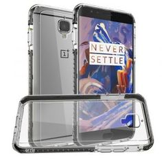 A Fantastic Protective Case For The Oneplus 3 With Fully Transpa Back Cover That Keep Your Phone Visible Through Made Fro
