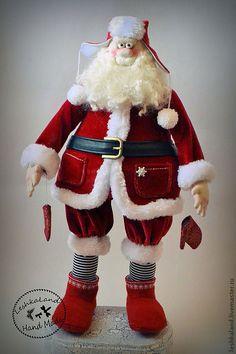 Купить Новогоднее семейство - ярко-красный, новый год 2013, снегурочка, санта клаус