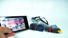 SBrick, Bluetooth controller for your LEGO creations, final version: Unb...