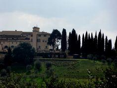 Castello del Nero - Photo by Bianca Corti