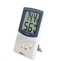 Hot Sale LCD Digital Hygrometer Temperature Humidity Meter Test Indoor Thermometer 0~50C 10%~98%RH Weather Station 2015 New