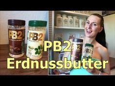 PB2 Erdnussbutter pb2 peanut butter rezept deutschland veganisation.de