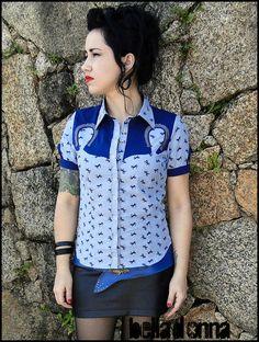 Camisa Muybridge