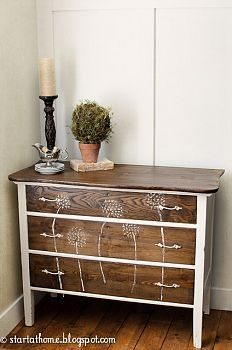 Faux Wood Wallpaper Bookcase Looking for an inexpensive way to transform a bookcase for under $10.00? Here's a great DIY idea! I created the...