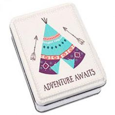 Wholesale Adventure awaits tin - Something Different