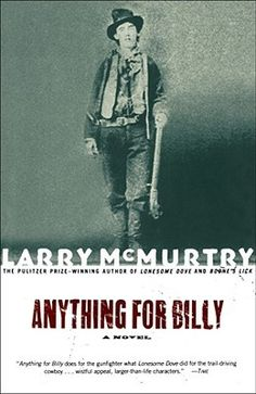 The first time I saw Billy he came walking out of a cloud....Welcome to the wild, hot-blooded adventures of Billy the Kid, the American West's most legendary outlaw. Larry McMurtry takes us on a hell-for-leather journey with Billy and his friends as they ride, drink, love, fight, shoot, and escape their way into the shining memories of Western myth.