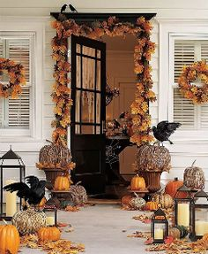 FALL in Love with your Home