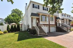 251 Brookfield Avenue is a Picture Perfect Semi-Attached Home For Sale in Great Kills! via TrendingSINY.com