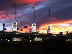 Disney's Hollywood Studios at Sunset