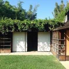 Schindler House. LA by gracemortlock