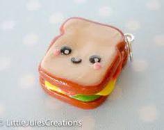 clay charm sandwich