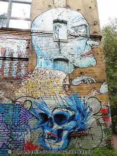 streetart, art, Künstler, graffiti, Sehenswürdigkeiten, wedding, berlin