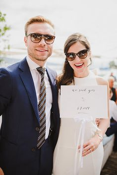 Photo from Antonella & Marco collection by Caroline Dyer-Smith Photography Civil Wedding, Mens Sunglasses, Coat, Photography, Collection, Fashion, Getting Married, Kraft Paper, Moda