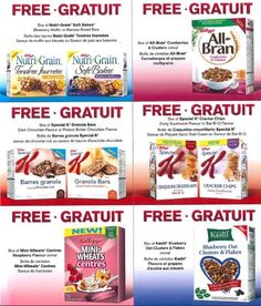 Kellogg's Canada Offers Healthy and Delicious New Products for Spring-Giveaway