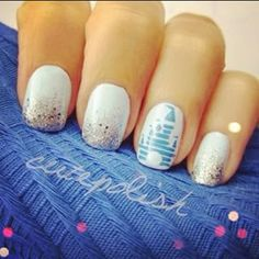 For your next trip to Disney World. | 16 Examples Of Disney Nail Art That Will Render You Speechless