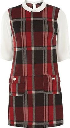 Dorothy Perkins Womens red check 2in1 pinny dress- Red DP07400988 red check 2in1 pinny dress. wearing length 94cm 97% Polyester,3% Elastane. Machine washable. http://www.comparestoreprices.co.uk/january-2017-9/dorothy-perkins-womens-red-check-2in1-pinny-dress-red-dp07400988.asp