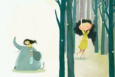 Lucilla and the Hunter of Stars by Claudia Bordin (Mondo Mombo) 01