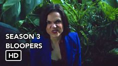 [HD] Once Upon a Time Season 3 Blooper Reel / Bloopers / Gag Reel This is probably one of my favorite videos of all time, though I can decide if Hook being a cat, Belle talking about pterodactyls or Charming imitating Rumple is funnier.