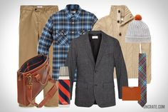 Men! Stock up on fashion essentials. Must buys to impress that female in your life