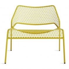 Hot Mesh Lounge Chair - Metal Lounge Chair | Blu Dot