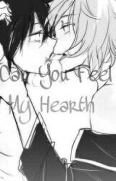 """Powinieneś przeczytać """" Can You Feel My Hearth """"na #Wattpad. #Owampirach Yaoi~ Brutal~"""