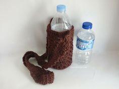 Water Bottle Holder Crochet