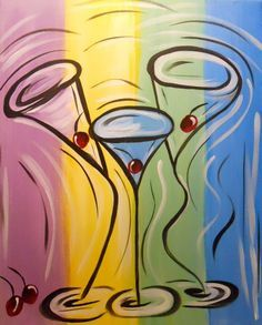 PAINTINGS Click on a thumbnail to see the title of the painting and get a closer look!
