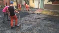 Se reparó calle Antártida Argentina y se avanza sobre Remedios de Escalada de San Martín