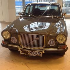 Volvo 164 B30A(3L Straight 6cylinders, Side-draft carbs, 130hp ) +