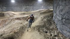 Kentucky's new underground trails offer pristine conditions all year.