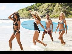 Welcome to Seafolly. Welcome Byron Bay. - YouTube