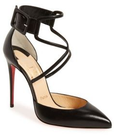 c26c58b64a8e Women s Christian Louboutin  Suzanna  Pointy Toe Pump Zapatos Shoes