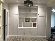 Living Room Kitchen, Closet, Home Decor, Armoire, Decoration Home, Room Decor, Cupboard, Closets, Closet Built Ins