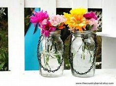 Amazon.com: Mason Jar Hanging Candle Luminaries: Home Improvement