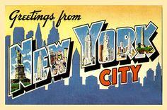 Wyoming Vintage 1940s Postcard Fridge Magnet Rock Springs