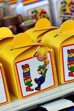 Super Mario Bros by Sweet Memories Party Designs – Inspire sua Festa ®